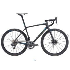 TCR Advanced SL 0 Disc Red 2019