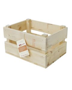Transport Krat Hout Blanco