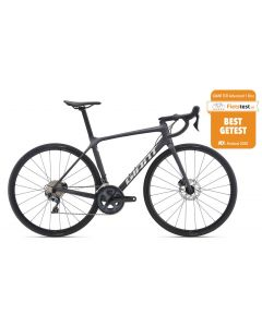 TCR ADVANCED 1 DISC 2021 GUNMETAL BLACK