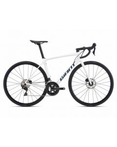 TCR Advanced 2 Disc 2021 White