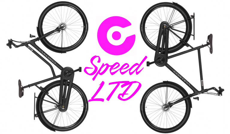 Cortina Speed LTD