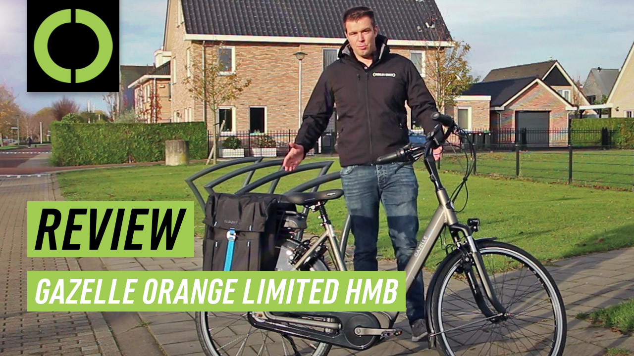 Video: Gazelle Orange Limited HMB