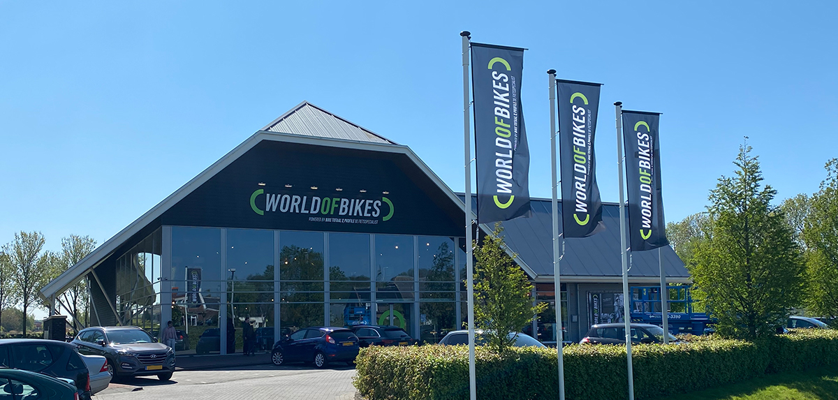 Fietswinkel World of Bikes